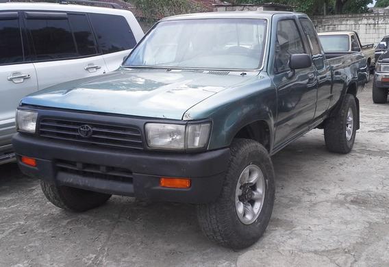 Toyota Hilux 1990 4x4 Cabina Y Cuarta