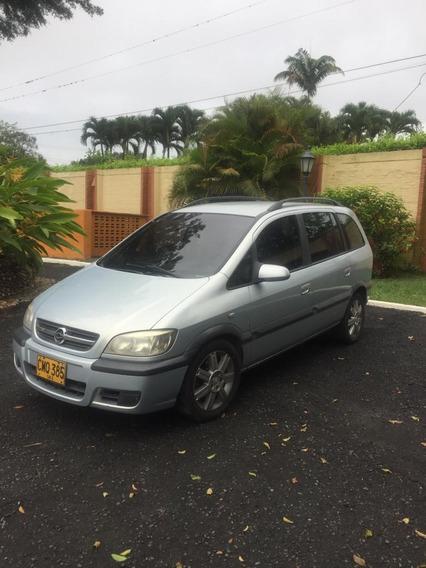 Chevrolet Zafira 2.0 Gls 7 Puestos