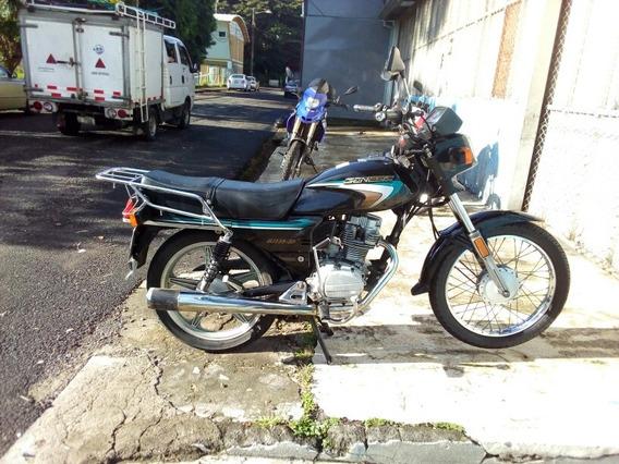 Moto Génesis 125 Al Dia