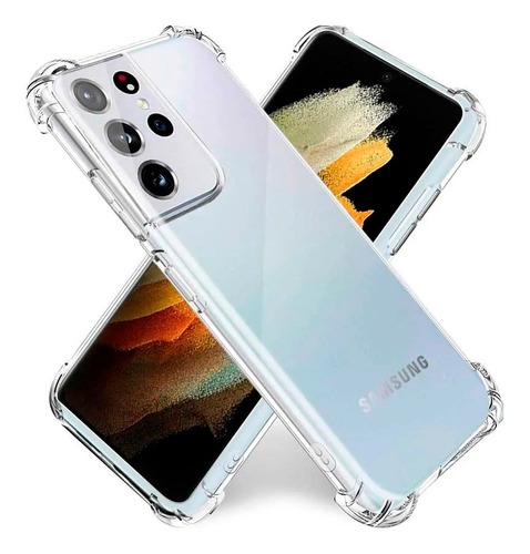 Protector Samsung Galaxy S21 Ultra Con Puntas Reforzadas