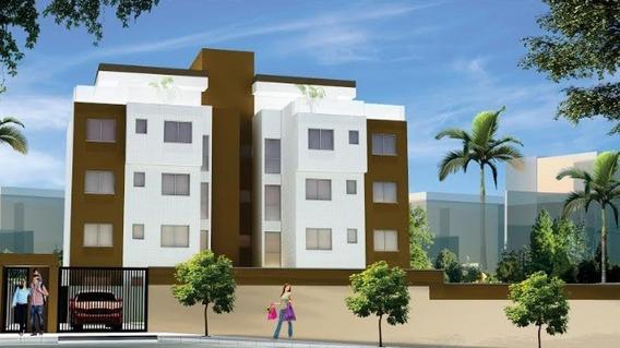Apartamento Com Área Privativa Com 2 Quartos Para Comprar No Santa Mônica Em Belo Horizonte/mg - 3956