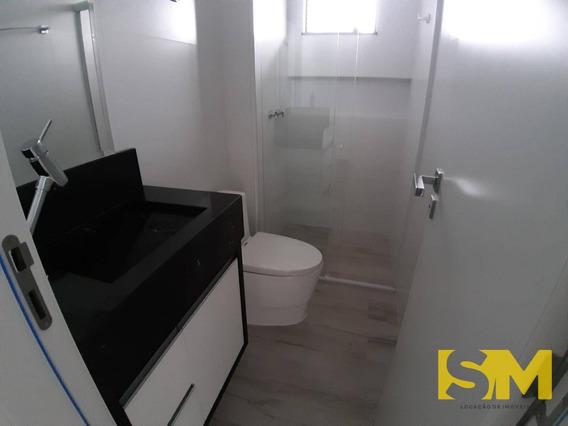 Apartamento Com 1 Dormitório Para Alugar, 45 M² Por R$ 1.450,00/mês - Bom Retiro - Joinville/sc - Ap0109