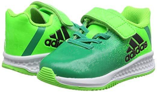 Tênis adidas X Rapida Turf Verde Infantil