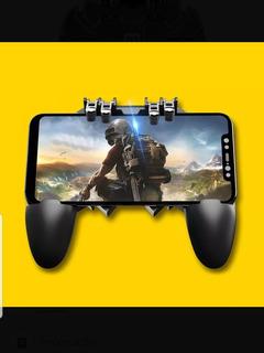 Joystick Controle Gamepad Com L1-l2/r1-r2 Pubg/free Fire