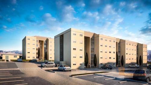 Apartamento Com 2 Dormitórios À Venda, 48 M² Por R$ 128.000,00 - Nossa Senhora Das Graças - Caxias Do Sul/rs - Ap0594