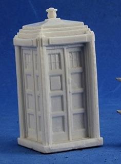 Reaper Rpr80037 Bones Telephone Box Miniatura