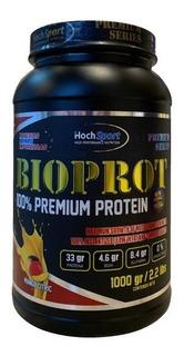 Bioprot Hoch Sport Premium Whey Al 80% X 1kg