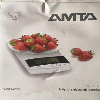 Balanza De Cocina Digital-atma Bc7203
