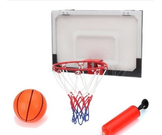 Mini Tablero Aro Basquet Transparente - Local Olivos