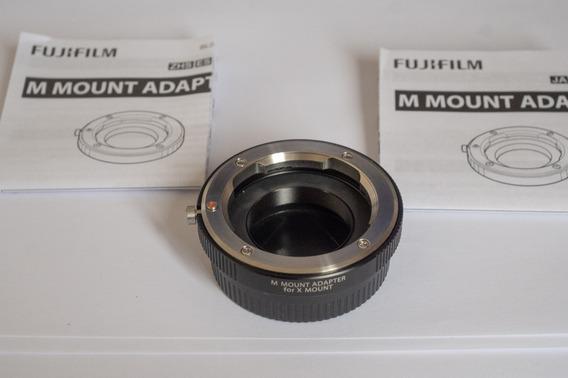 Adaptador Original Fujifilm Para Lentes Leica M