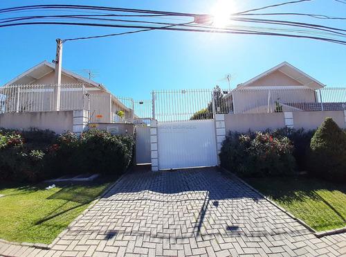 Sobrado Com 3 Dormitórios À Venda Com 110m² Por R$ 400.000,00 No Bairro Boqueirão - Curitiba / Pr - Eb+3557