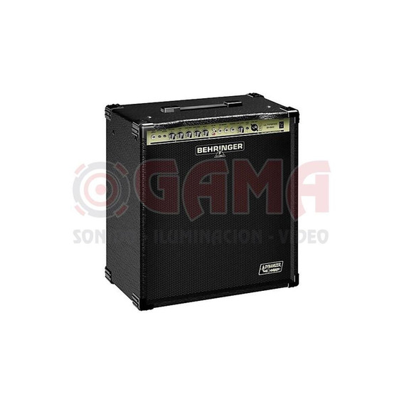 Amplificador De Bajo Behringer Ultrabass Bx1800 15000463