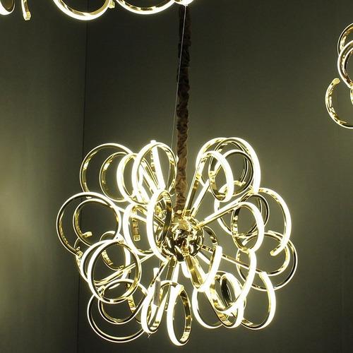 Luminária Pendente Intorno 62x46cm Pd1287 Newline 3000k 80w | Mercado Livre