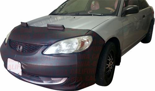 Imagen 1 de 8 de Antifaz Protector Premium California Bra Honda Civic 2004 05