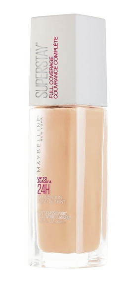 Base Liquida Full Coverage Superstay 24hs Maybelline