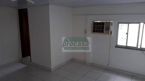 Sala Para Alugar, 70 M² Por R$ 2.000/mês - Nossa Senhora Das Graças - Manaus/am - Sa0400