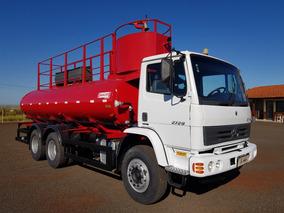 Mercedes-benz Mb 2729 Ano 2013 Tanque Bombeiro Gascom 15000l