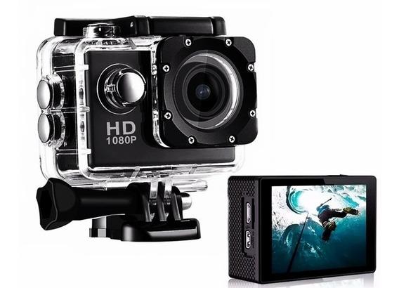 Câmera Filmadora Sports Go Cam Para Youtubers Vlog Canal Etc