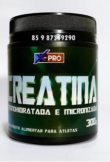 Creatina 300g Mono-hidratada - Suplementos - X-pro