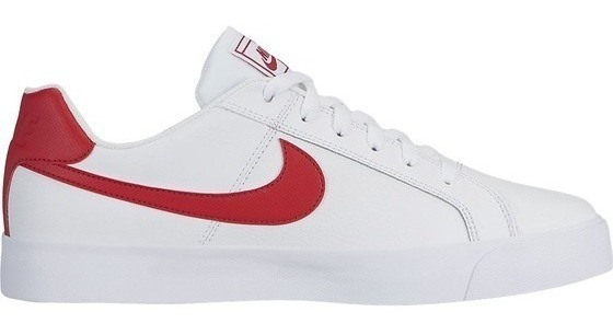 Tenis Nike Court Blanco Hombre Moda Hype Af1 Off White Msi