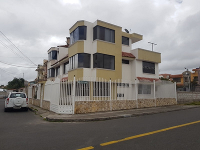 Casa Ambato Huachi Chico Inmejorable