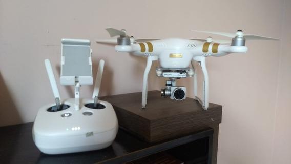 Drone Dji Phantom 3 Professinal Semi Novo