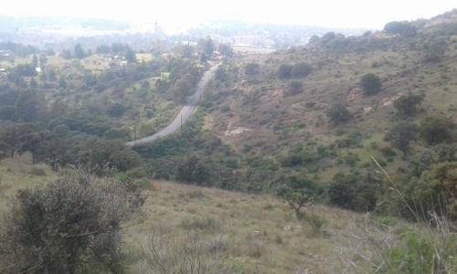 Terreno En Venta En Cañada De Cisneros, Tepotzotlán