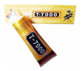 Cola Adesiva Multiuso T-7000 Preta 110ml