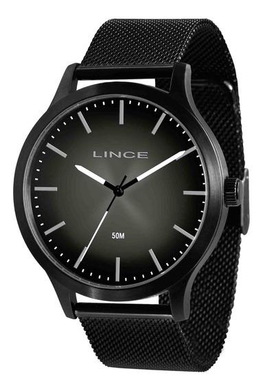 Relógio Lince Masculino Mrn4602s G1px Preto - Refinado
