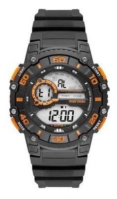 Imagem 1 de 4 de Relógio Masculino Mormaii Wave Preto Mo3260aa/8l