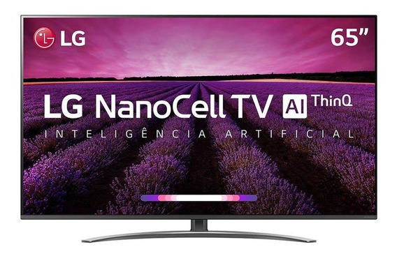 Smart Tv Led 65 Lg 65sm8100psa Super Ultra Hd/4k 4 Hdmi 3 Us