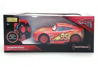Auto Radio Control Disney Cars 3 Champion Series Original