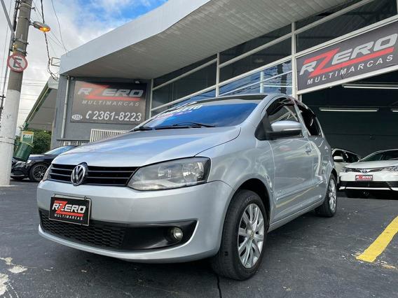 Volkswagen Fox 2011 Completo 1.6 8v Flex Revisado 4 Portas