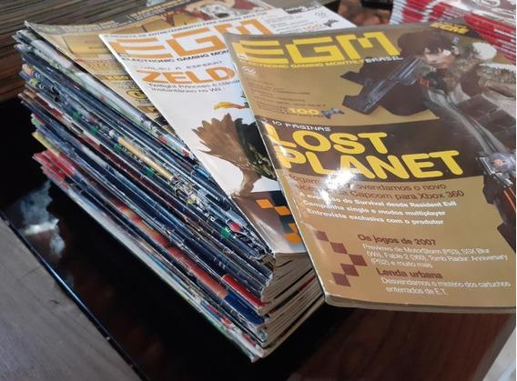 39 Edições Da Revista Egm