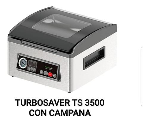 Envasadora Al Vacio De Campana Profesional Turbosaver Ts3500
