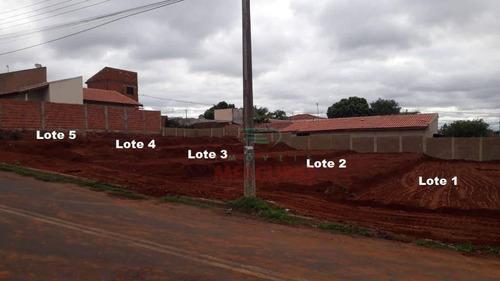 Terreno À Venda, 144 M² Por R$ 92.000,00 - Vila Industrial - Bauru/sp - Te1384