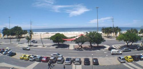 Apartamento Para Alugar, 389 M² Por R$ 9.150,00/mês - Copacabana - Rio De Janeiro/rj - Ap4868