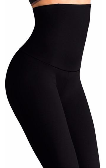 Calza Pescador Modelador Faja 22cm - 100% Lycra - Verano - Mujer - Moda Libre 1 - Talle Standar * Xs - Xx *