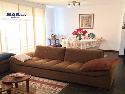 Imagem 1 de 15 de Apartamento Com 3 Dormitórios À Venda, 150 M² Por R$ 900.000,00 - Barra Funda - Guarujá/sp - Ap8294