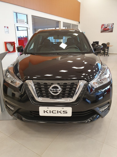 Nissan Kicks Advance Cvt 0km Entrega Inmediata