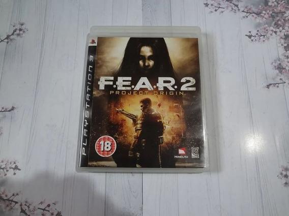 Fear 2 - Mídia Física Ps3