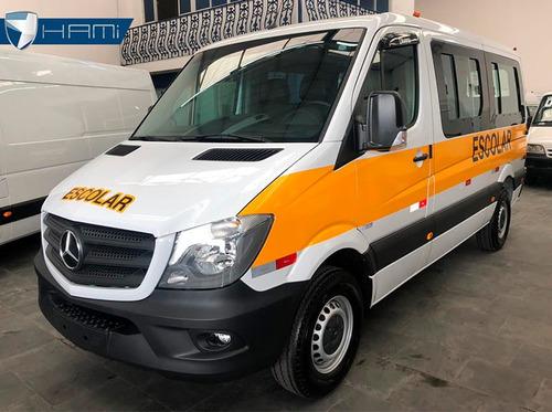 Sprinter 415 2.2 Furgao Curto T.b. 2019 Mercedes-benz