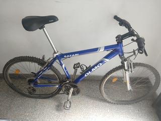 Bicicleta Olmo Safari Rod 26