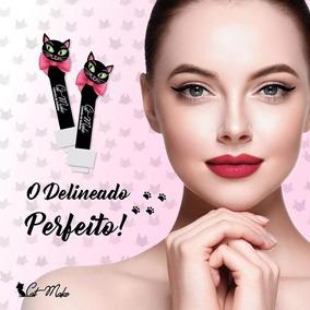 Carimbo Delineador Gatinho Perfeito Cat Make Unidade