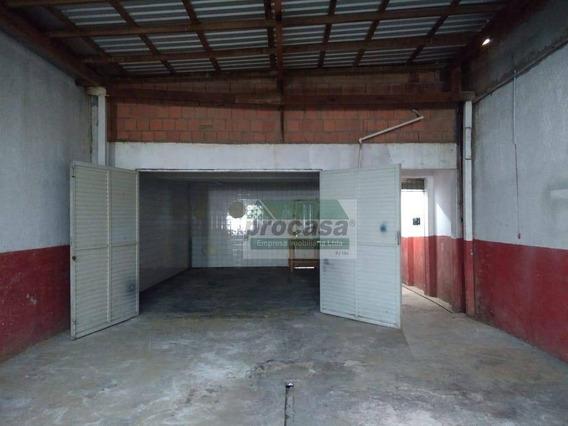 Galpão Para Alugar, 250 M² Por R$ 2.500,00/mês - Coroado - Manaus/am - Ga0219