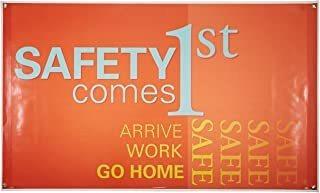 Nmc Bt545 Motivational And Safety Banner, Legend Safety Com