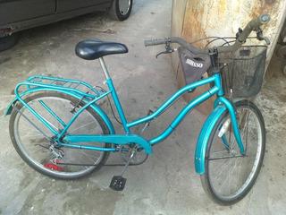 Exelente Bici Dama Rodado 28