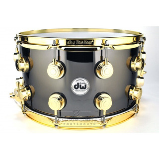 Dw Drvb0814svg Dw Collectors Brass Snare Drum 14x8