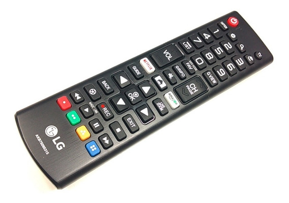 Controle Remoto LG Smart Original Netflix Amazon