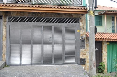 Imagem 1 de 30 de Casa Para Venda, 3 Dormitórios, Vila São Vicente - São Paulo - 2008